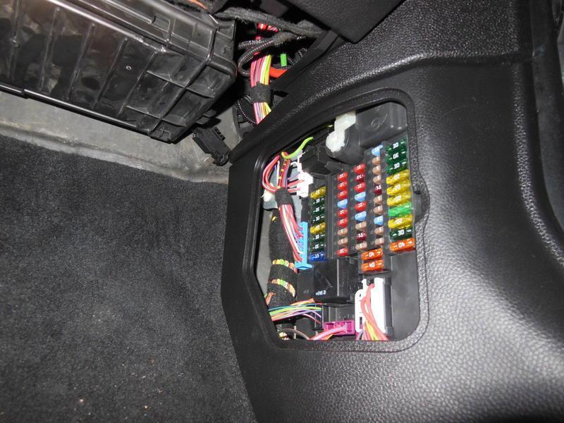 2nd and 3rd gen mini cooper fuse box