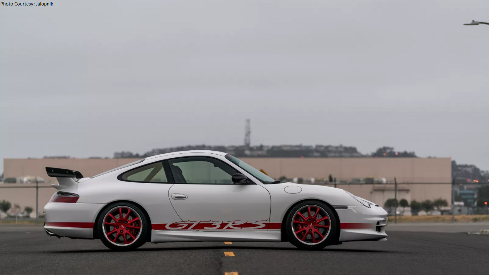 A 996 Gt3 Rs Made It To The States Rennlist