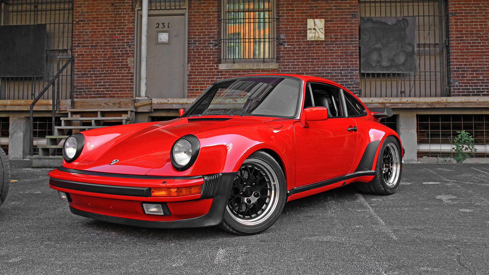 5 Old,School Porsches Turbos for Flashback Friday