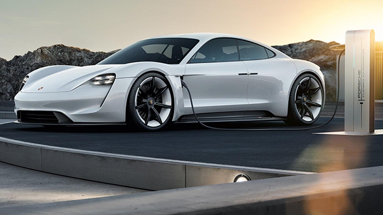 Porsche Production Boss Details Taycan EV Production