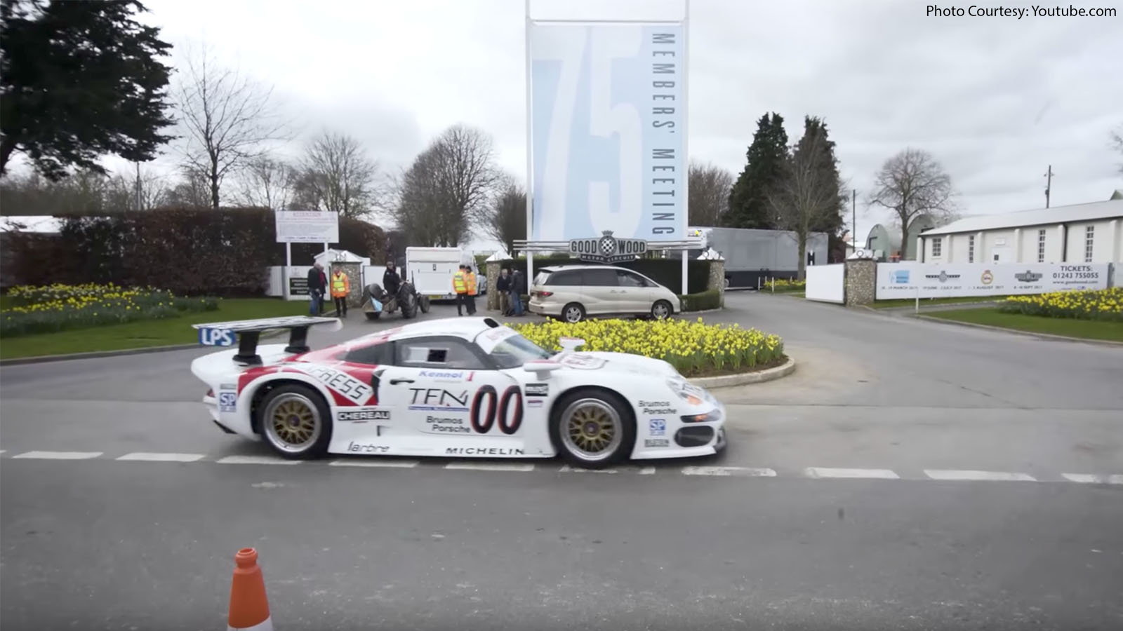 75th Goodwood Member's Meeting