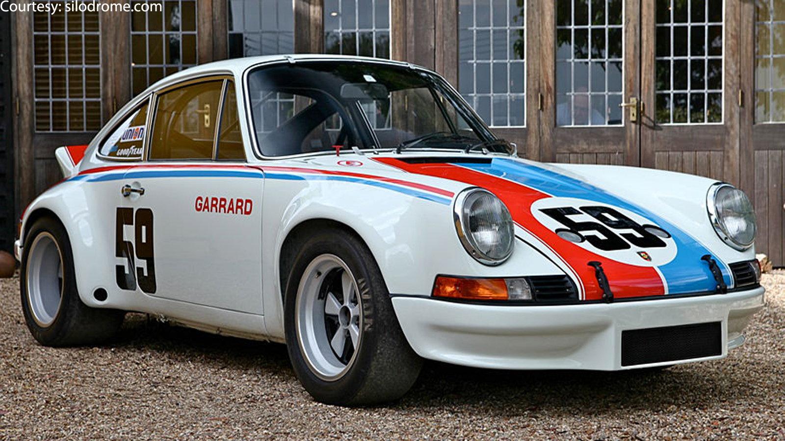 9 facts about the 1973 74 porsche carrera 911rs rennlist ultra rare rsr race version vanachro Images