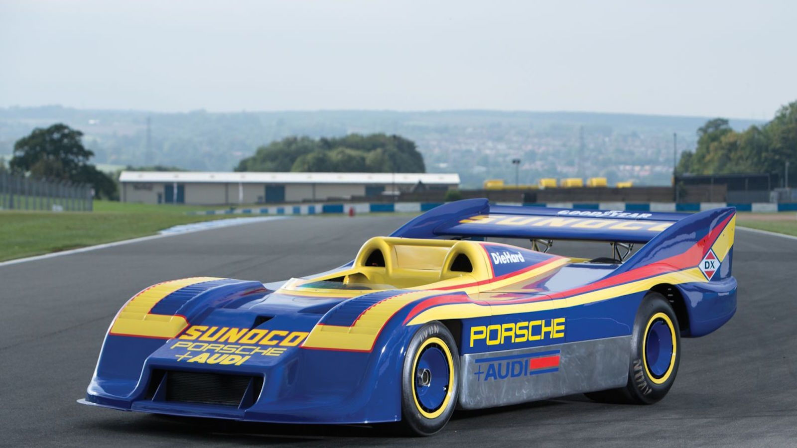 Porsche and Penske Have a History of Building Iconic Race Cars