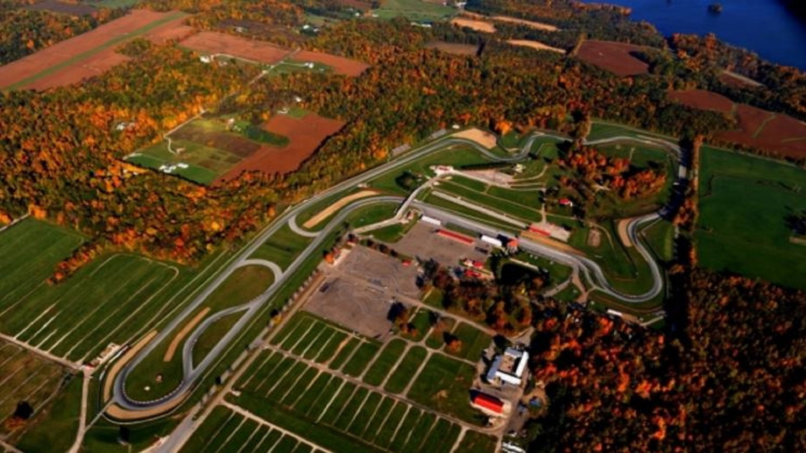 The Mid Ohio Sports Car Course - Lexington, OH