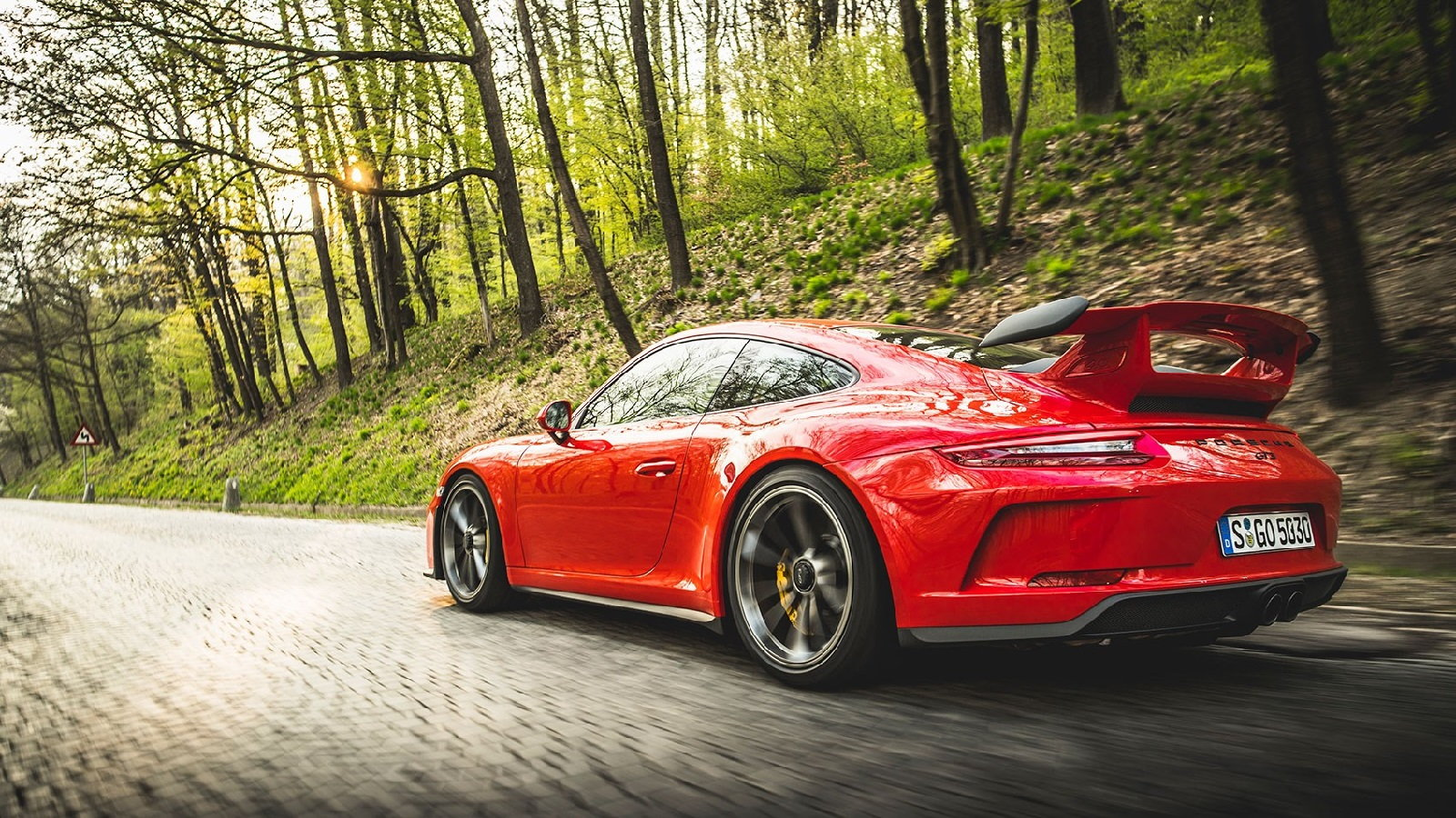 Next 911 GT3 Reportedly Will Be a Turbo, PDK-Only Car