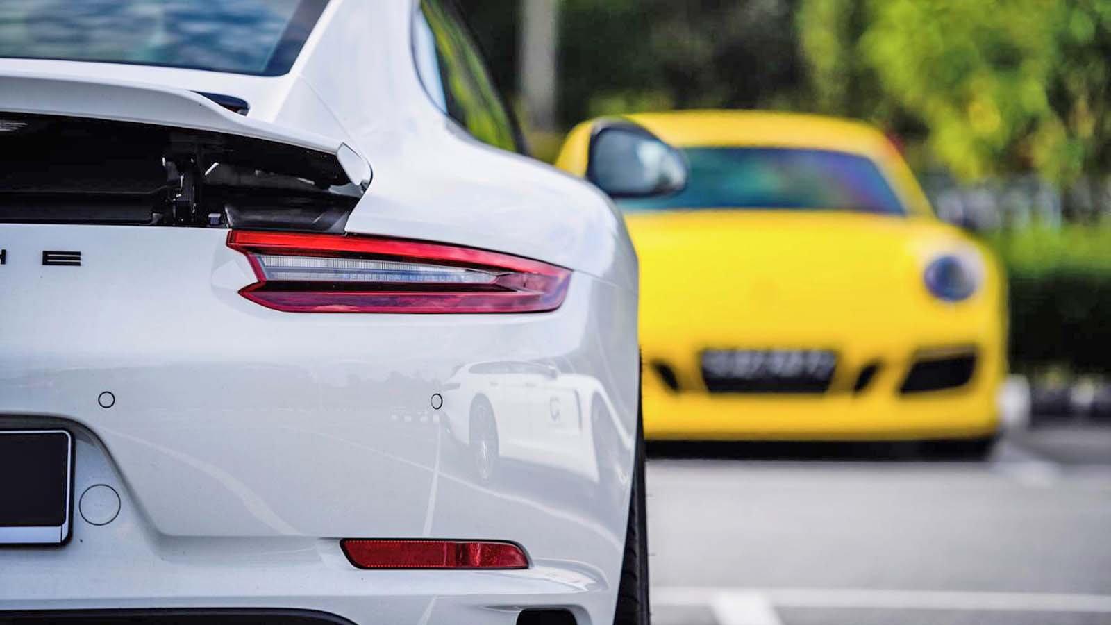 Porsche Partners with Turo for VIP Program