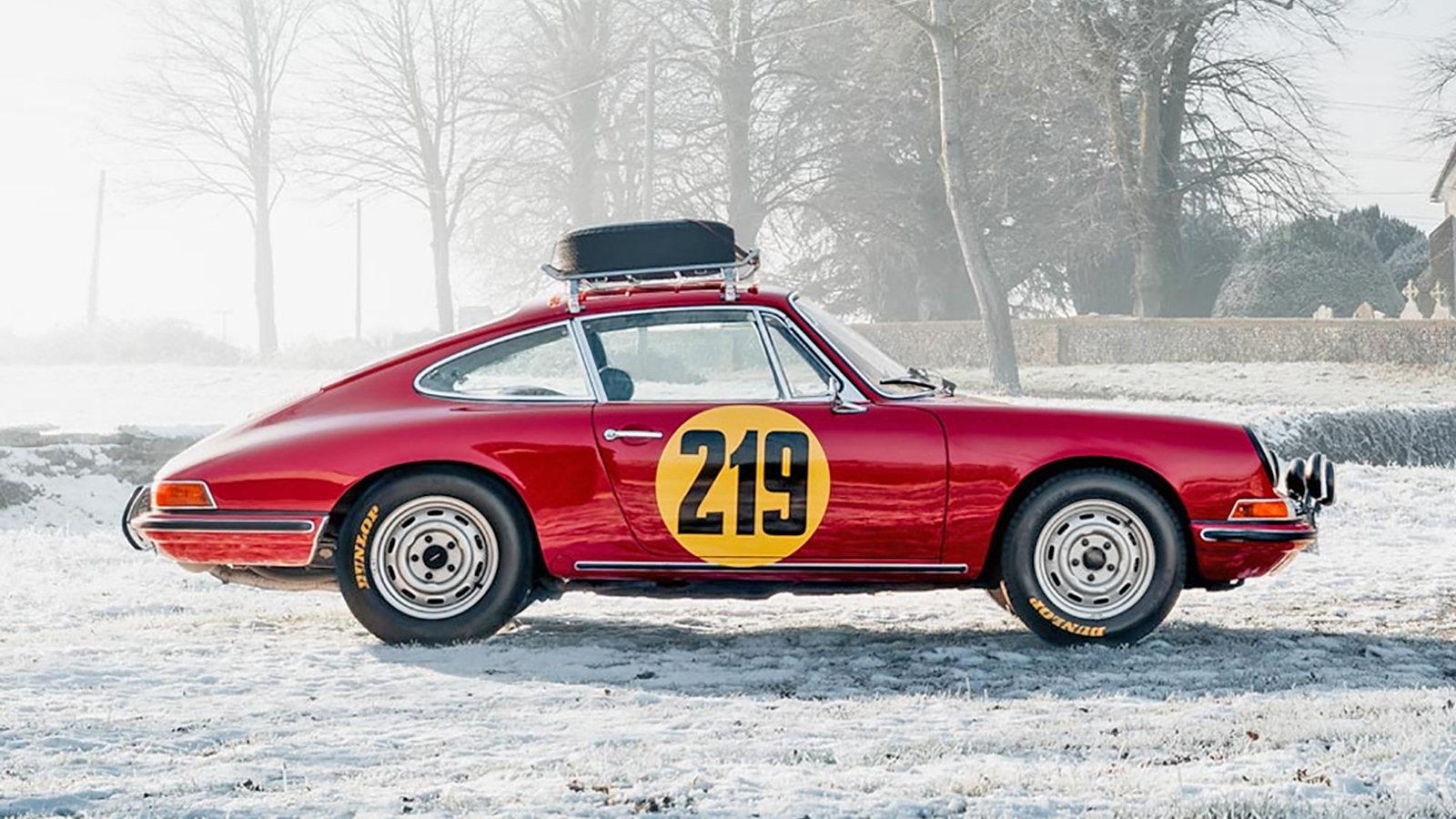 1967 Monte Carlo Tribute 911 S