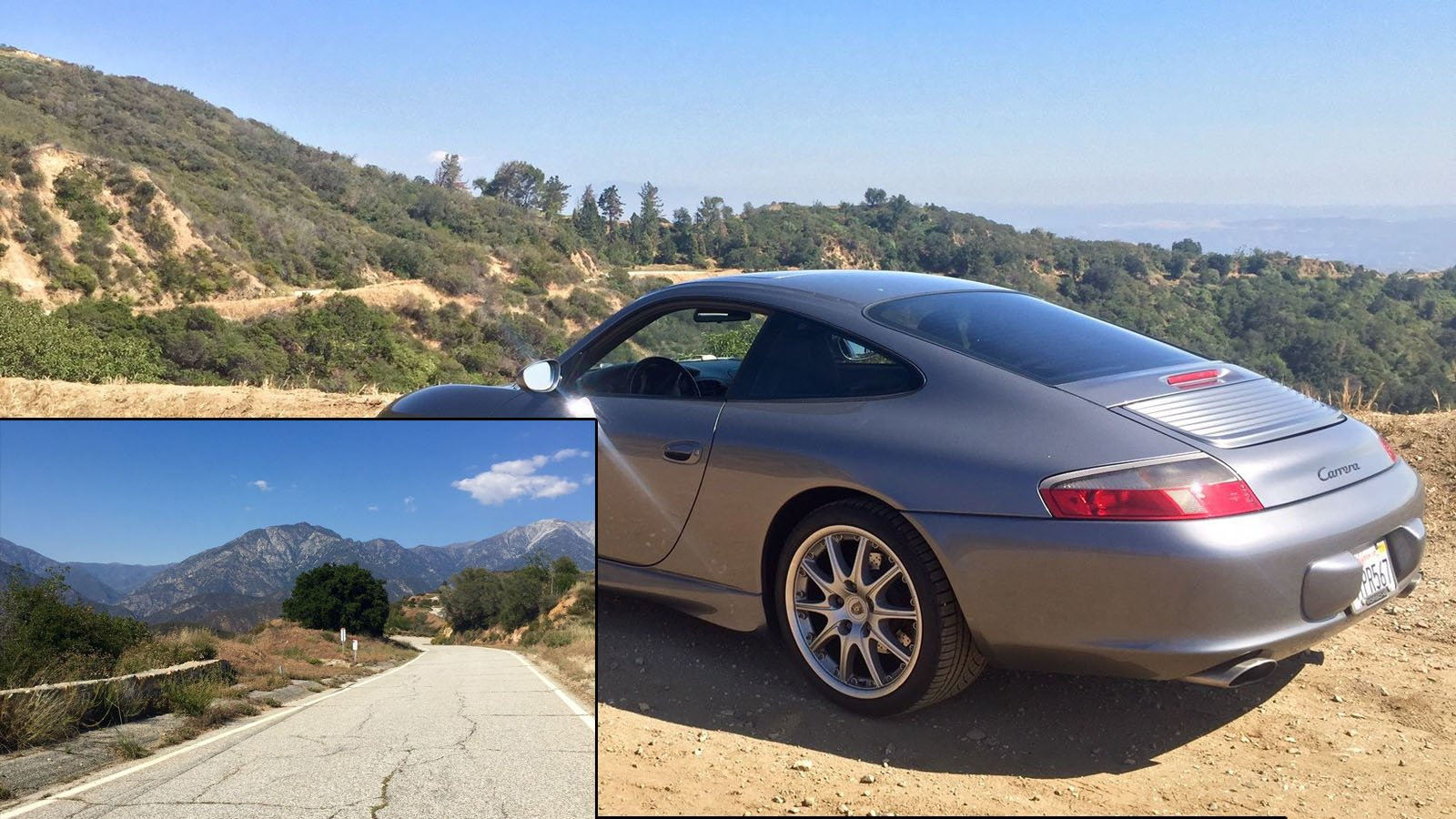 Some of the Best California Roads to Drive Your Porsche