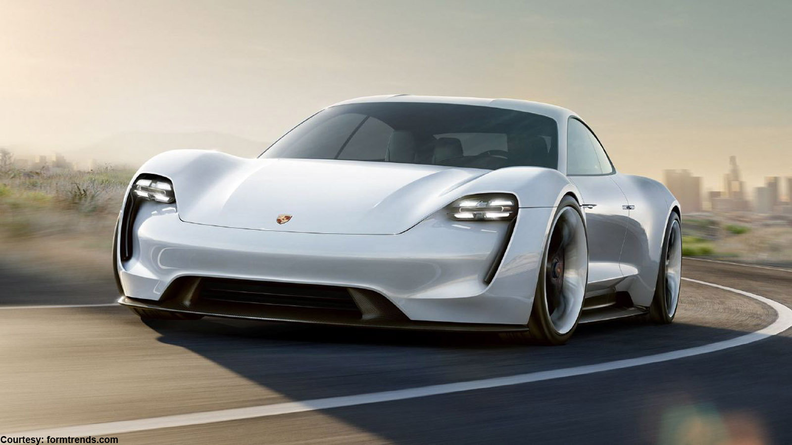 The Future is Porsche