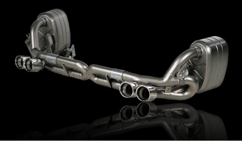 Porsche 997 Exhaust Reviews Rennlist
