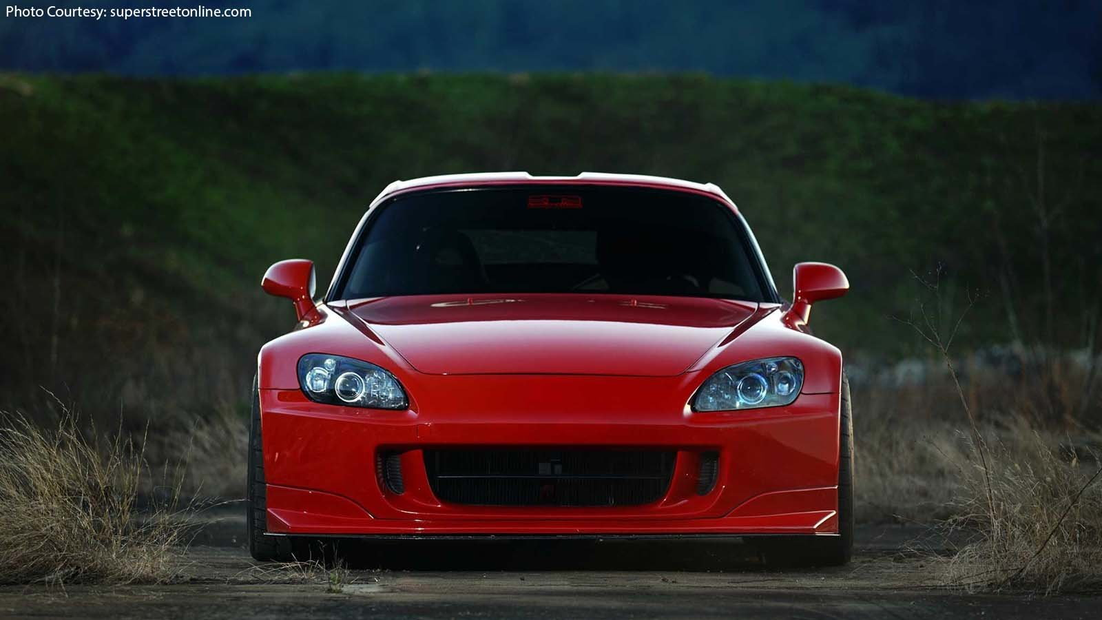 Gorgeous Red Honda S2000 Is A Stylish Build S2ki