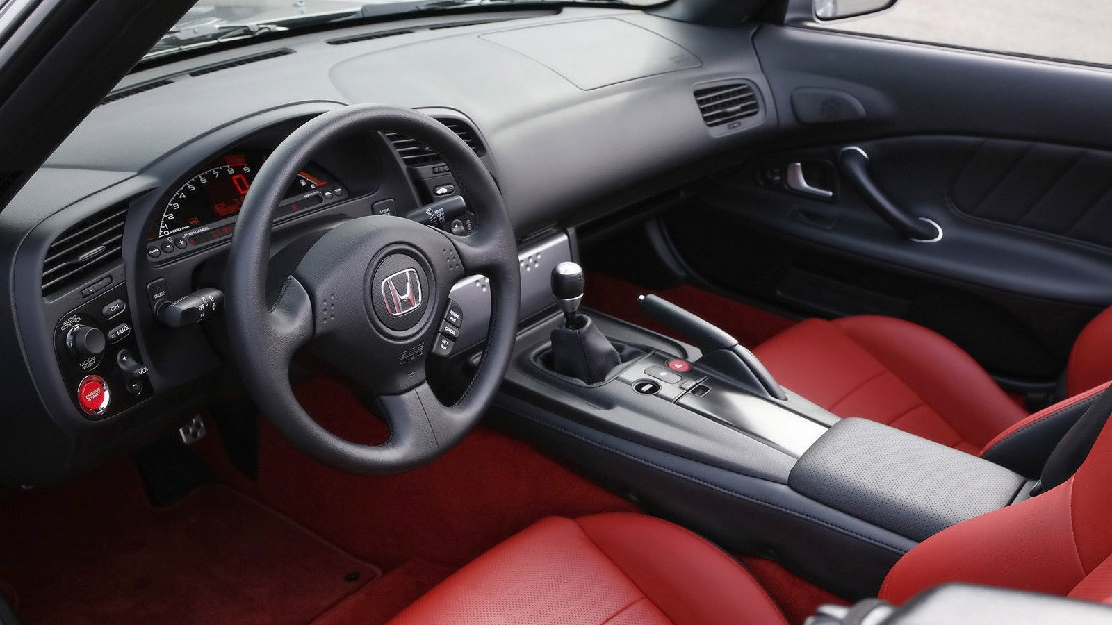 5. Other car interiors are doing it wrong