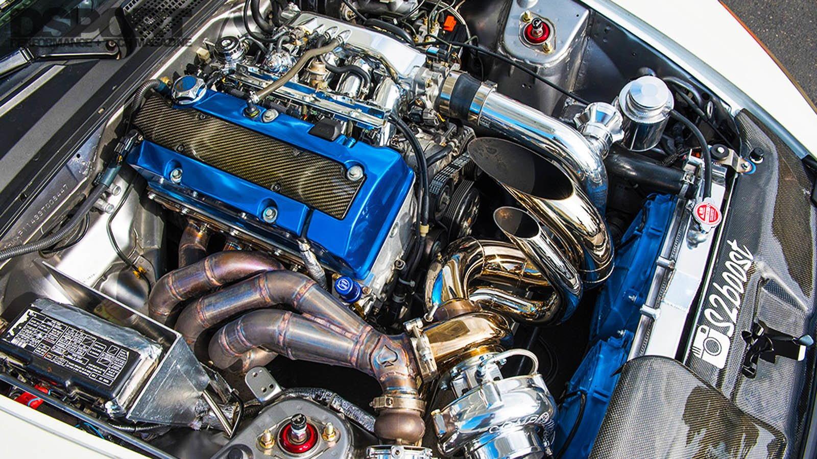 Ways to Modify your S2000 engine