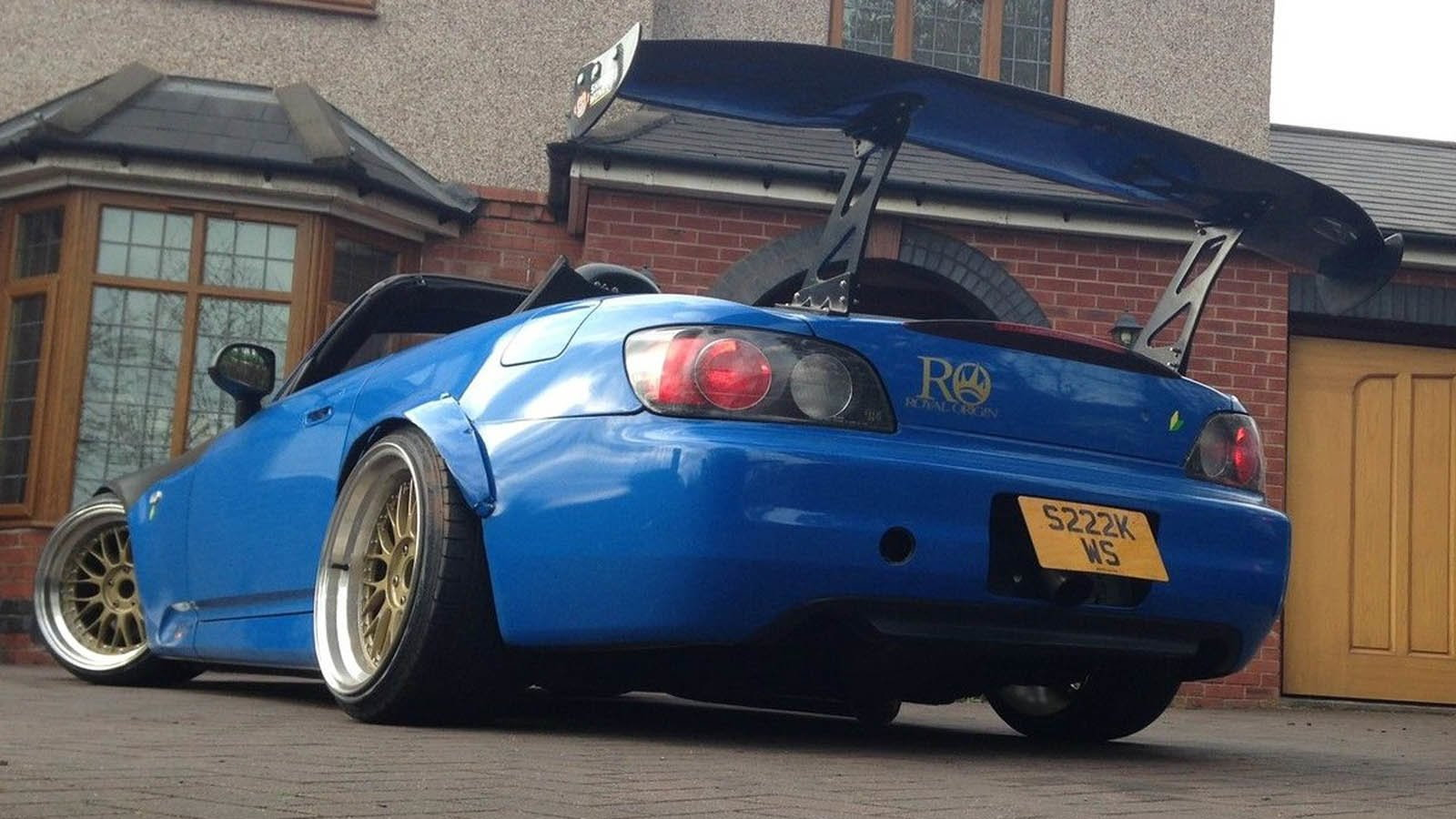 Things You Do When You Own an S2K