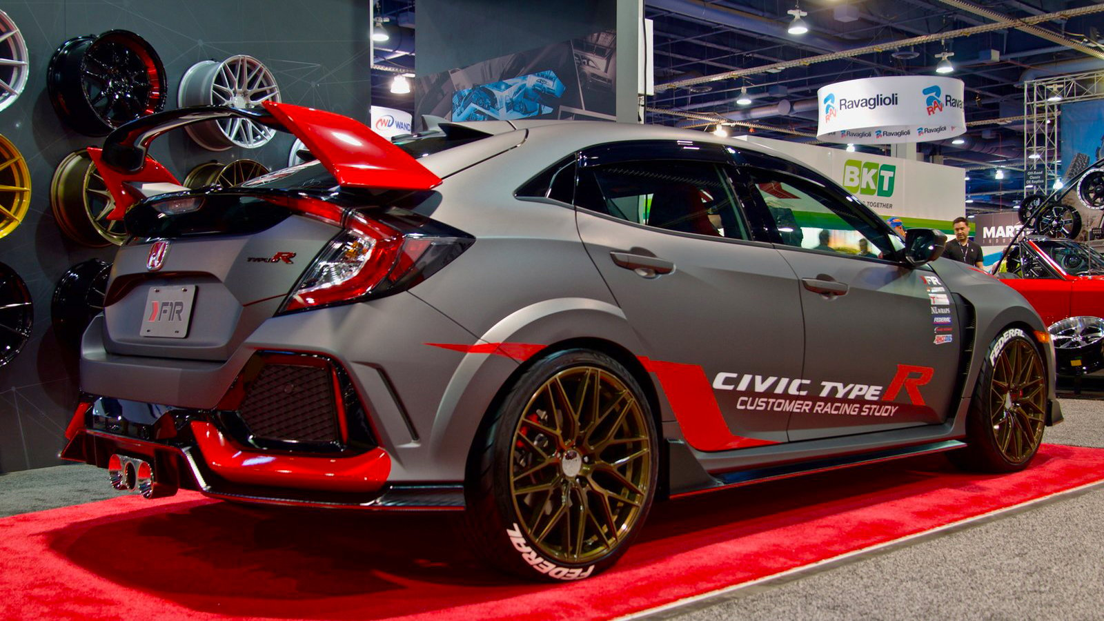 Civic Type R Engine Now Available as a Crate Motor