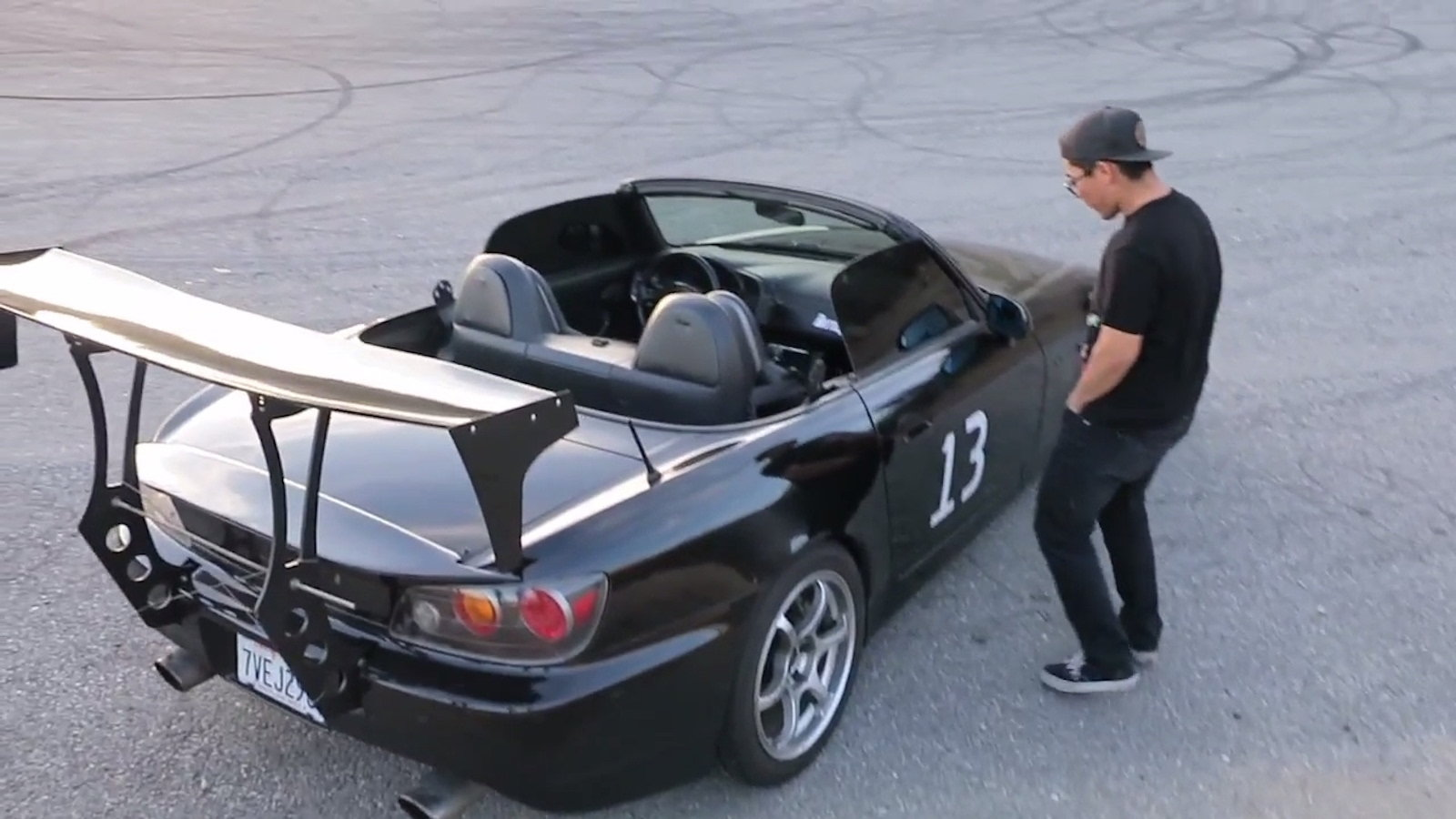 Robi Suggests 5 Things You Should Never Do to Your S2000