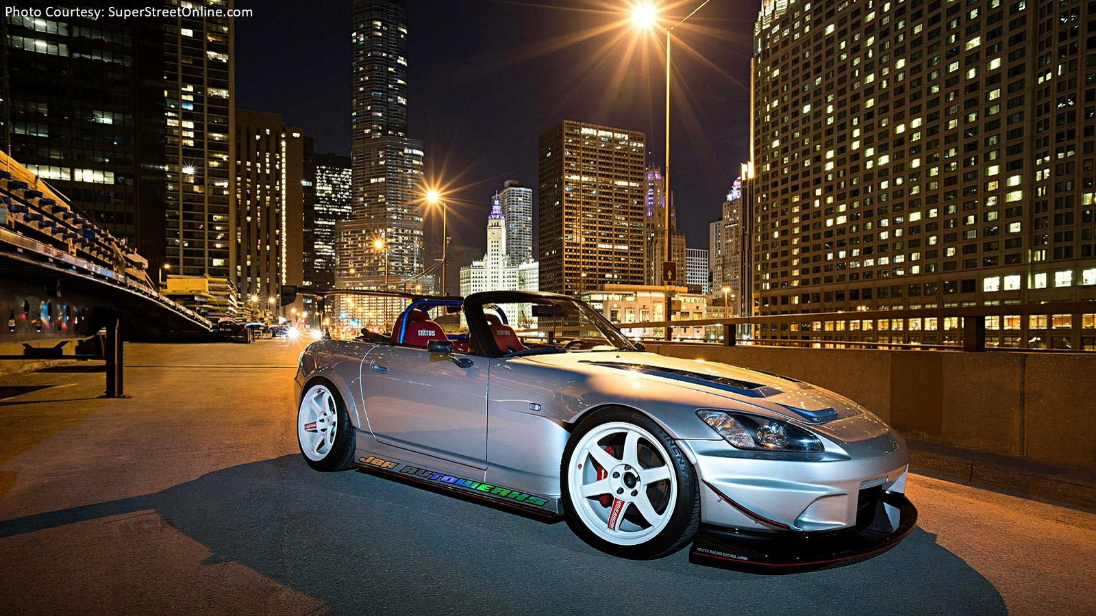 Mix and Match Day for This 2002 Honda S2000