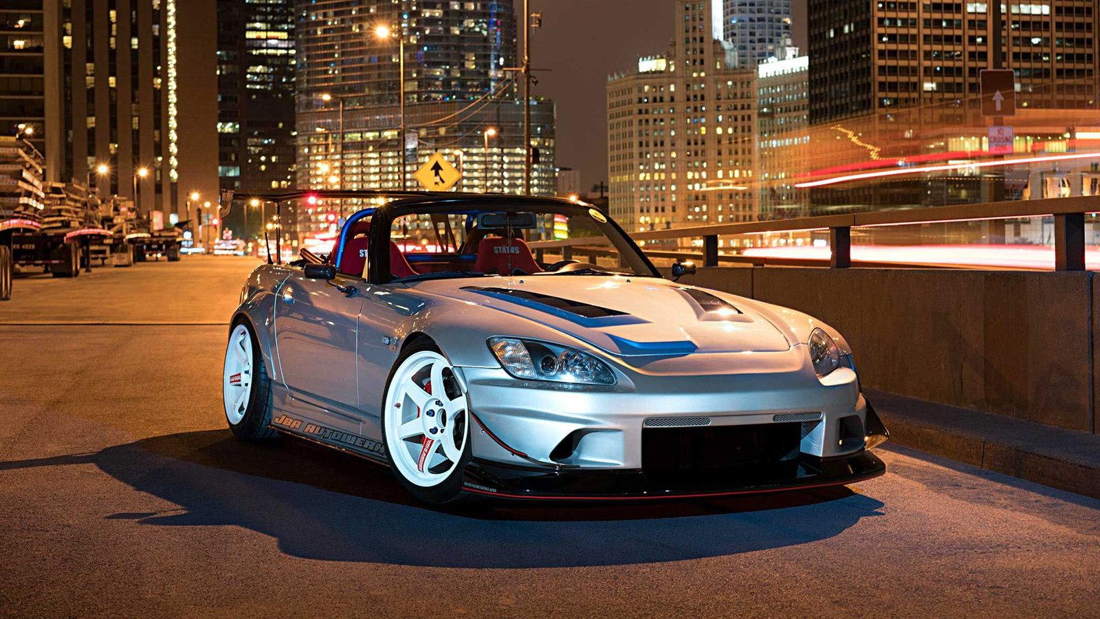 Custom Honda S2000 is a Clash of Build Styles