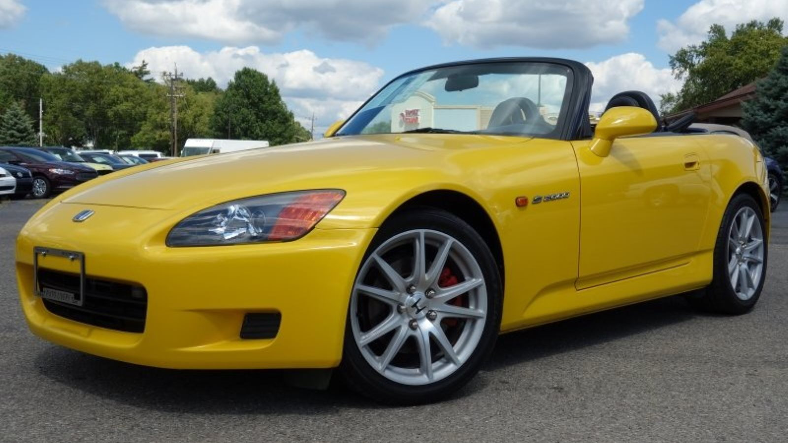 Looking for an S2000? Look No Further