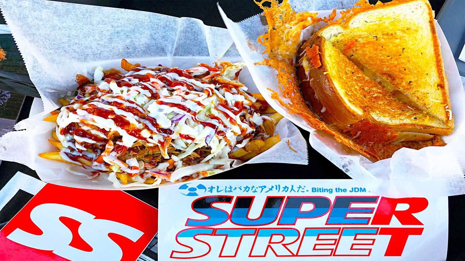 When Food and Car Culture Collide at Super StrEAT