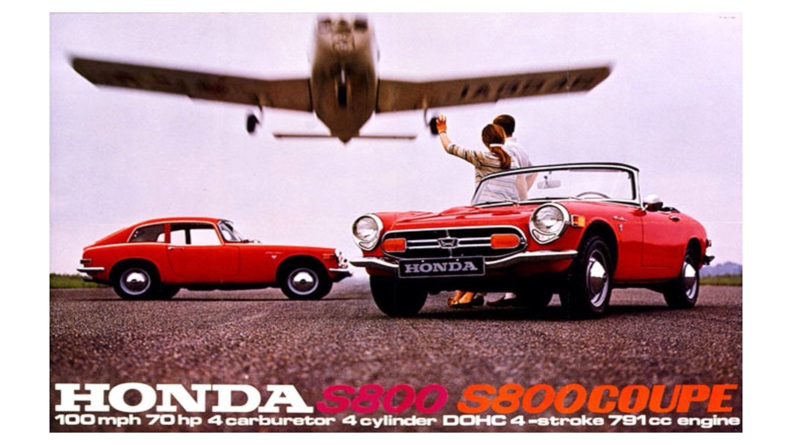 Looking Back at the Original Honda Sports Cars - S500/600/800