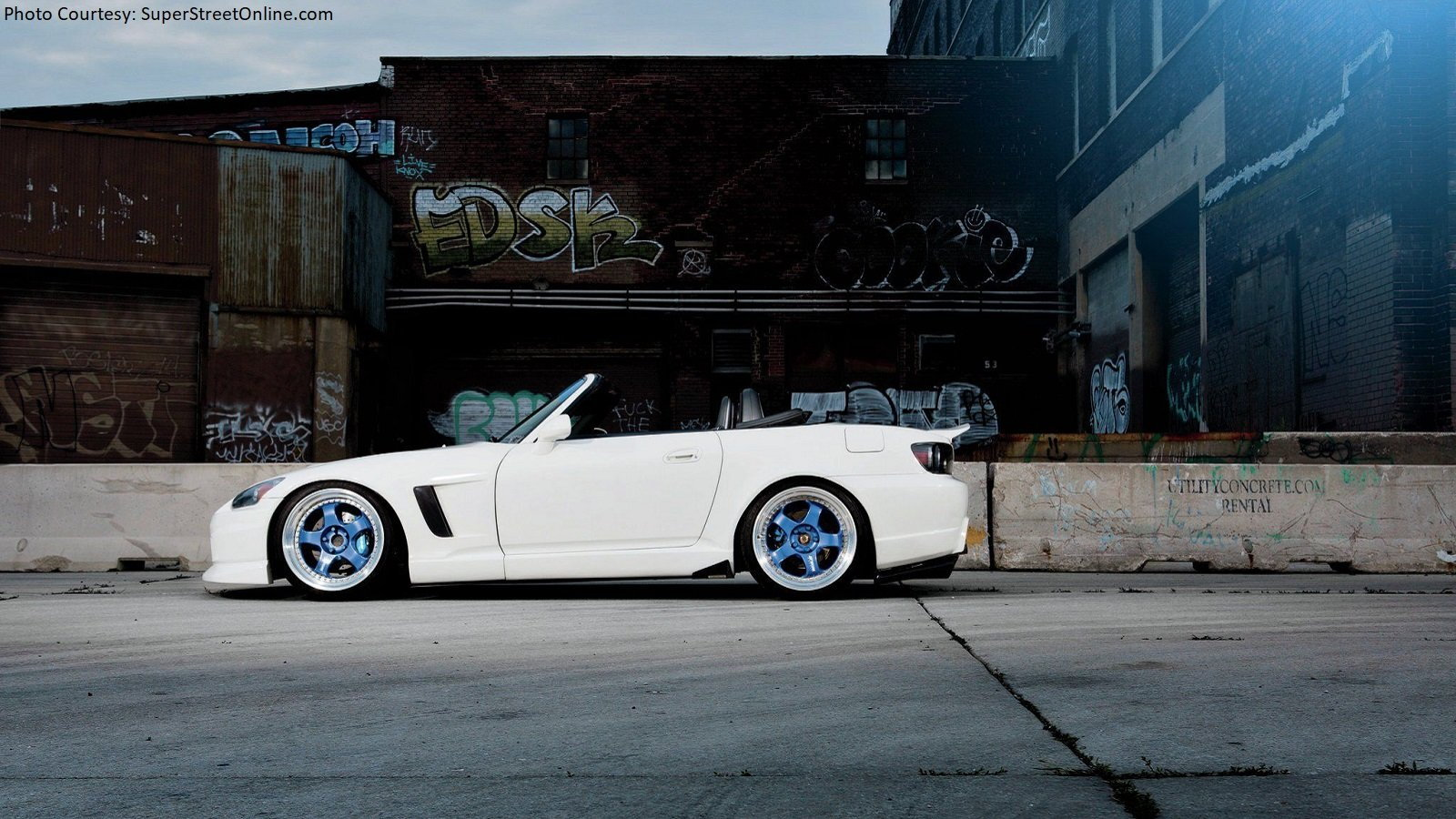 AP2 Honda S2000 with a Turbocharged K24