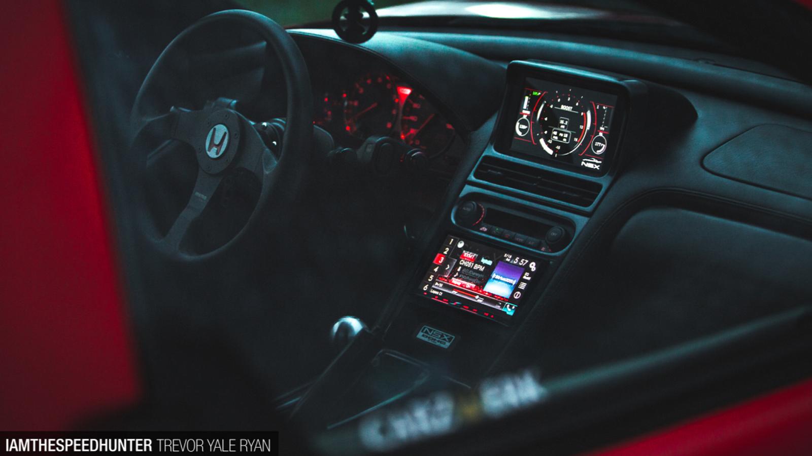 1996 Targa NSX Gets Supercharged