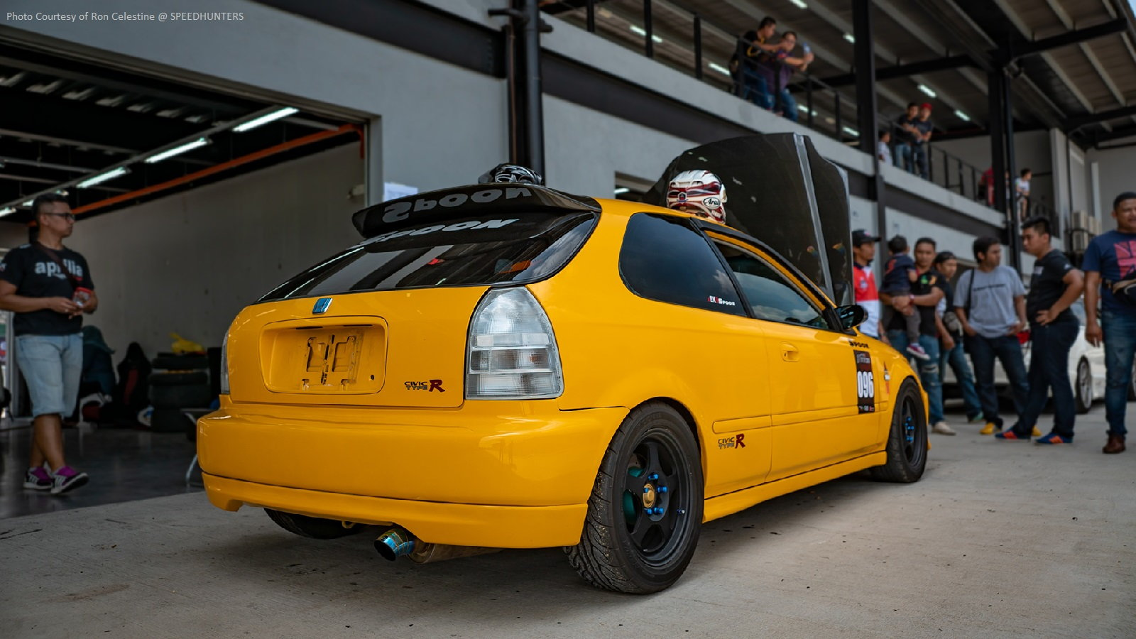 VTEC Heros at the Asia Classic Car Challenge