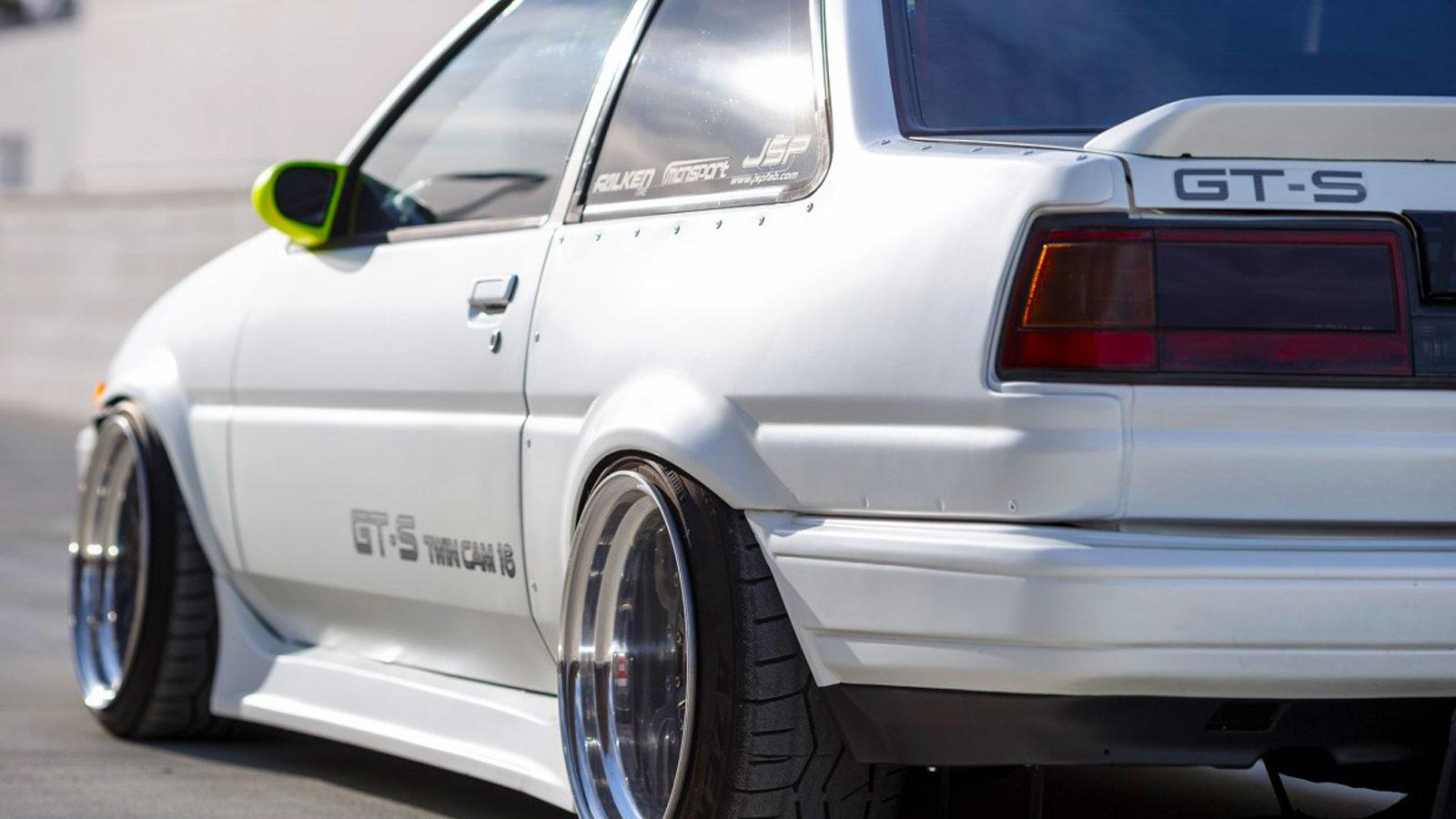 1987 AE86 GT-S F20