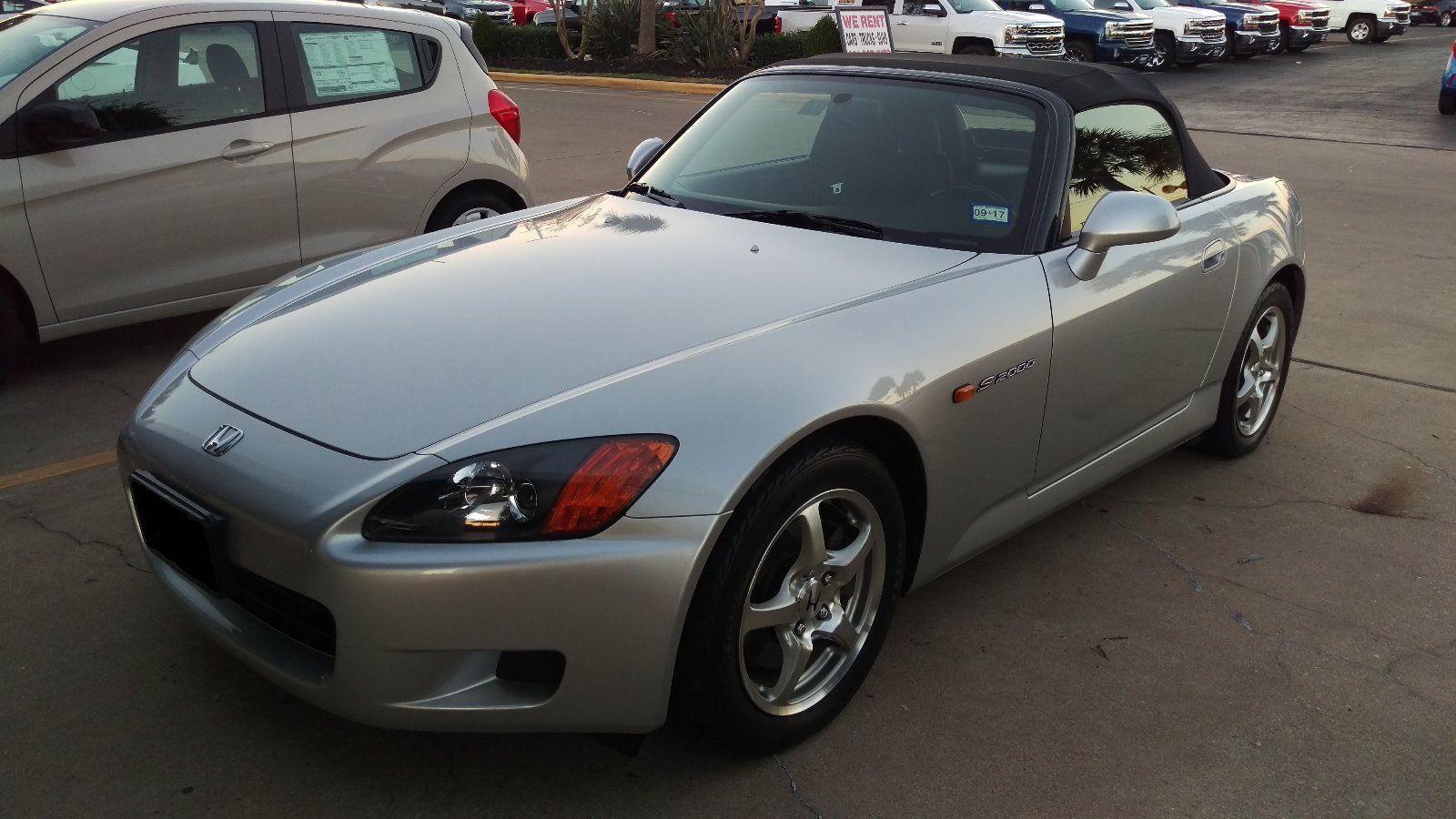 2003 Honda S2000 - $23,746.00