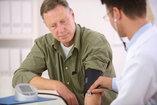 regular binge drinker suffers from hypertension