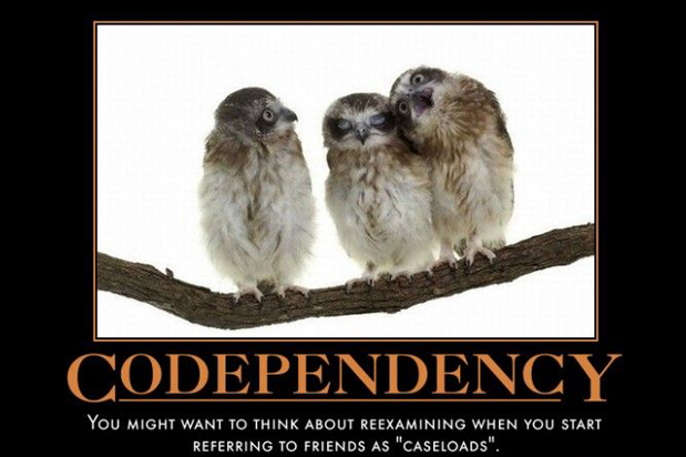 Codependency poster