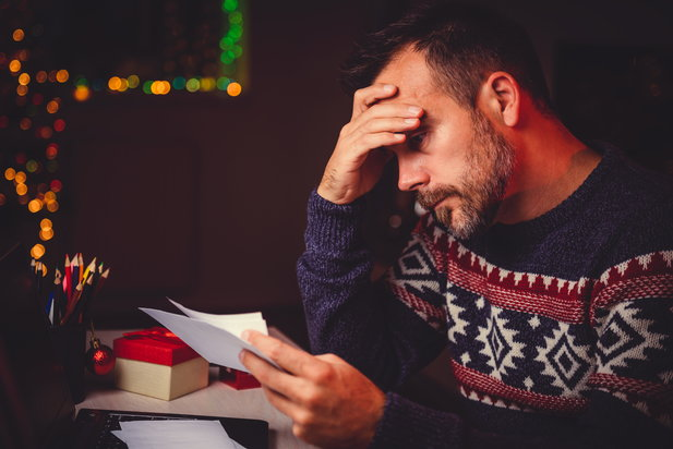 A recovering addict copes with loneliness during the holiday season
