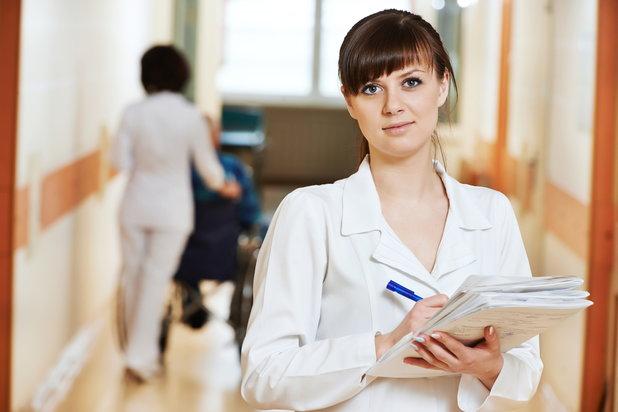 rehab nurse