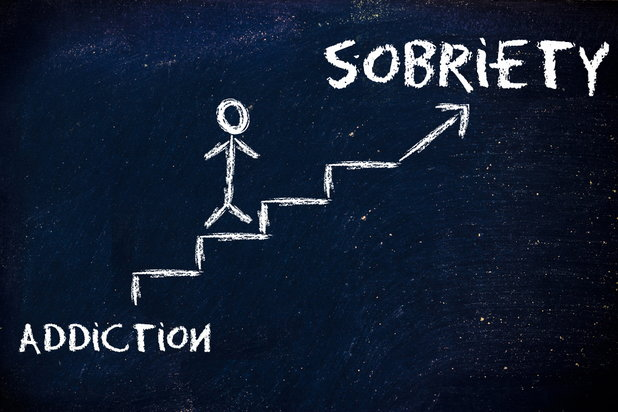 steps to sobriety