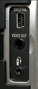Canon EOS 300D Digital Rebel, image (c) 2003 Steve's Digicams