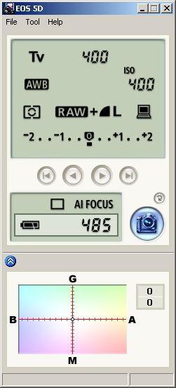 Canon EOS-5D Digital SLR