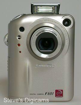 Fujifilm FinePix F601 Zoom