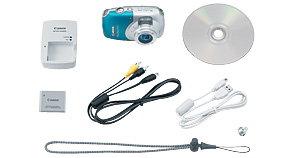 Canon PowerShot D10 kit contents