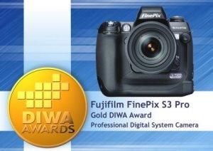DIWA Award for Nikon D70