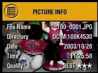 Kodak EasyShare DX4530 Zoom