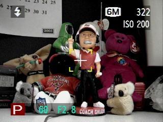 Fuji FinePix F700 Zoom
