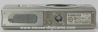 Canon Powershot SD790 IS Digital ELPH