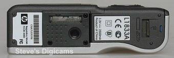 HP PhotoSmart R607