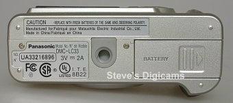 Panasonic Lumix DMC-LC33