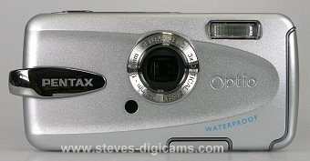 Pentax Optio W30
