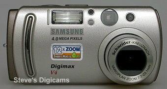 Samsung Digimax V4