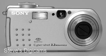 Sony CyberShot P5