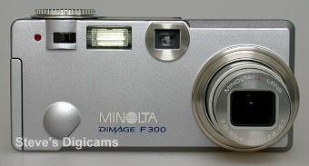 Minolta DiMAGE F300