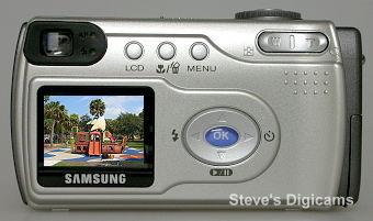 Samsung Digimax 240